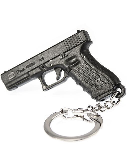 Glock 17 Keyring